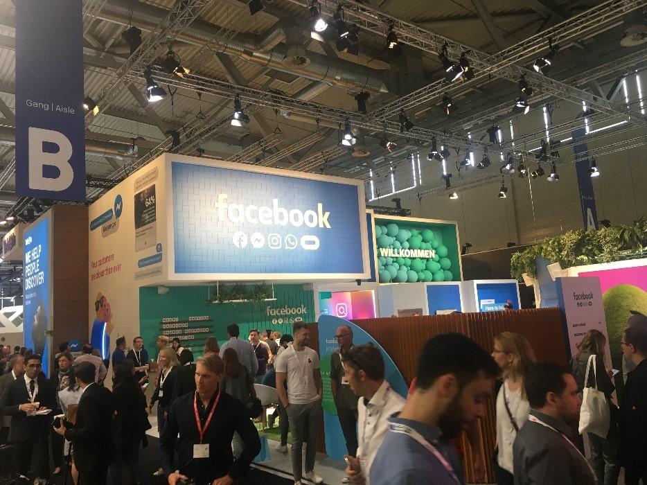 Najväčší veľtrh digitálneho marketingu DMEXCO FACEBOOK