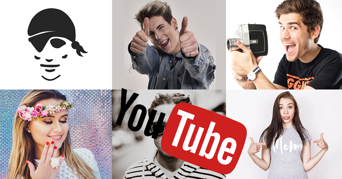 TOP 5 SK Youtubers