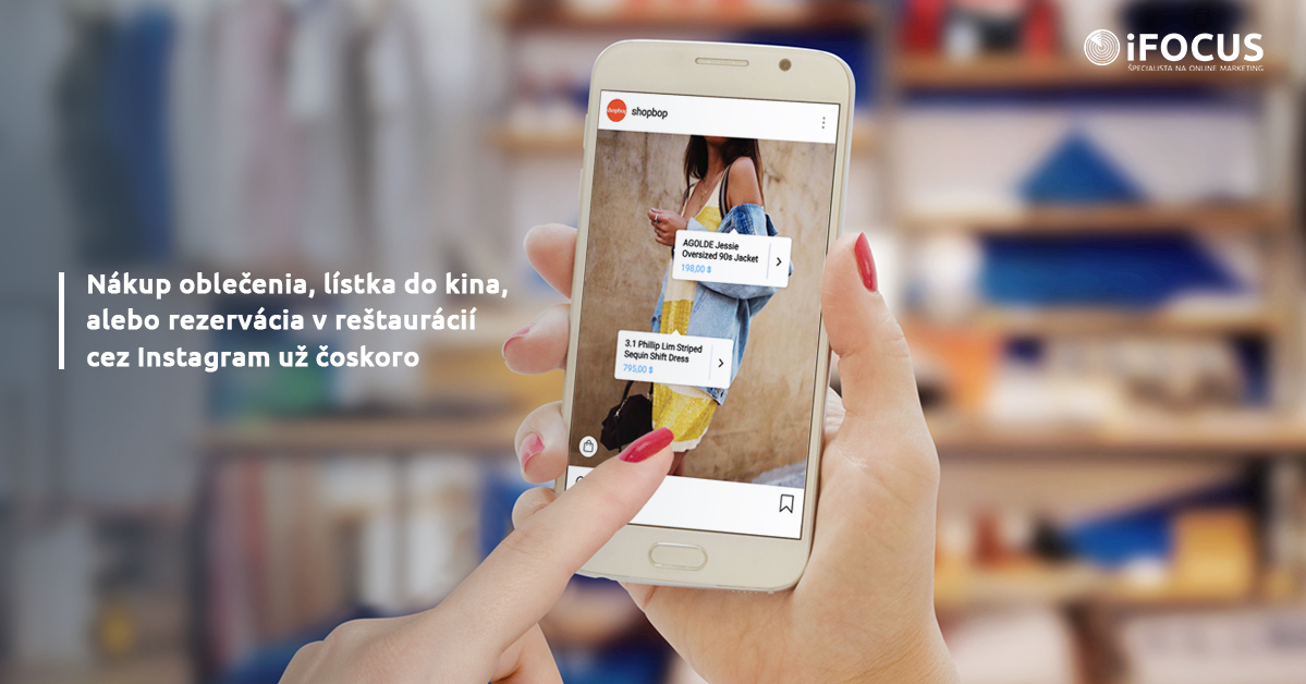 instagram nakup