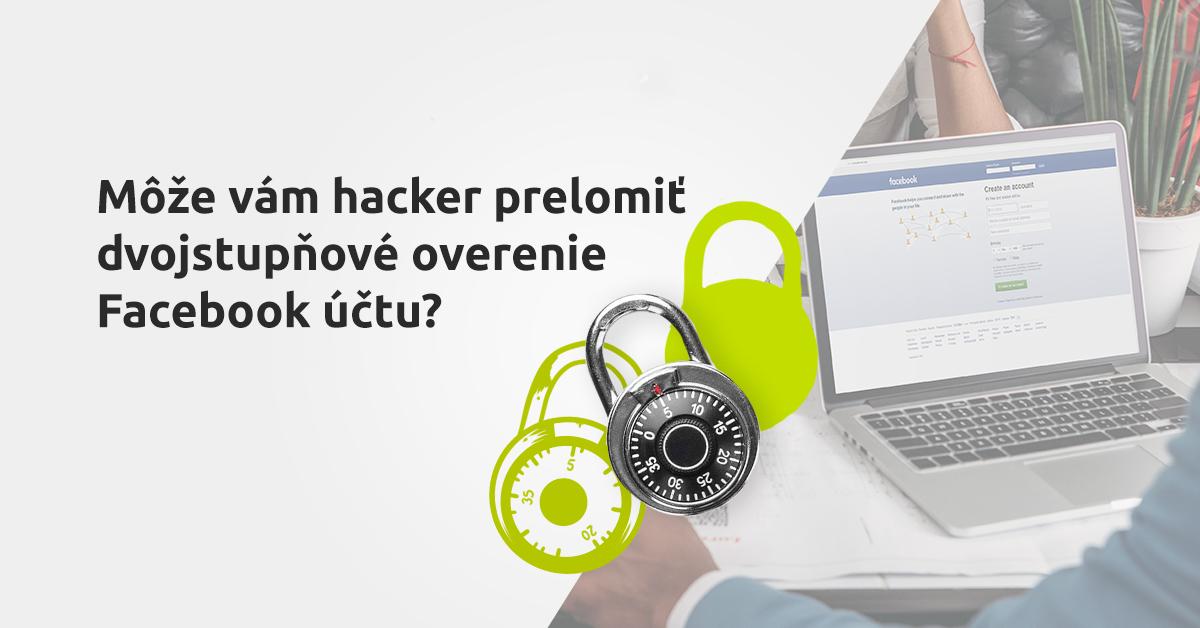 hacknutie facebook účtu